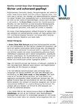 [PDF] Pressemitteilung: Sicher und schonend gepflegt