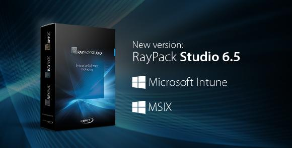 RayPack Studio 6.5