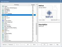 Spezifische MDG Technologie für das NAFv4