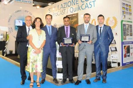 ESI, Ecotre and Colosio won the 4th METEF 2017 Innovation Award in the Machines category