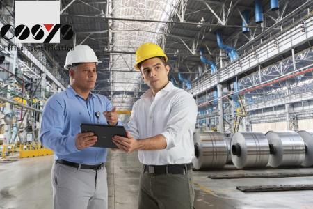 Quelle: Zebra Technologies | COSYS Software für Bauteilrückverfolgung und Betriebsdatenerfassung