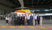 Airbus Helicopters delivers the first H130 for Bhutan