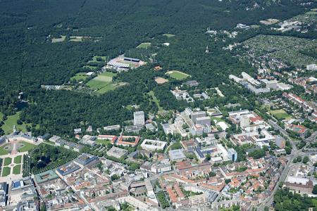 KIT Karlsruhe Campus Süd Foto: Karlsruher Institut für Technologie