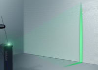 Success in the laboratory: direct emitting green InGaN laser with 50 mW