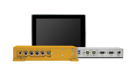 Embedded- und HMI-Systeme für Baumaschinen