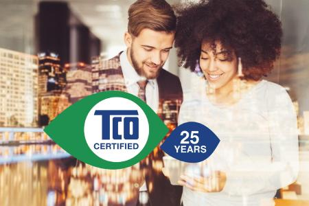 25 Jahre TCO Certified