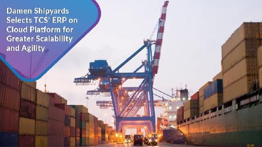 ERP aus der Cloud: Skalierbarkeit und Agilität für Damen Shipyards