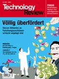 Titelbild der aktuellen Technology Review 4/2007
