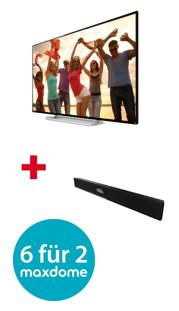 Toshiba Summer Festival: Toshiba startet mit attraktiver Smart-TV Bundle-Aktion in den Mai