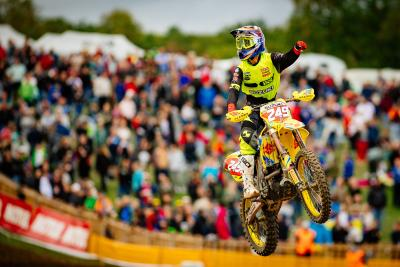 Lawrence gewinnt MX Youngster Cup