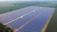 Official inauguration of Mindanao´s currently largest diesel replacement solar power plant