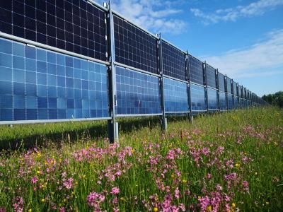 Solarpark Donaueschingen
