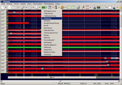 Planung der ProSeS BDE GmbH