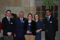 Waste Free Oceans Foundation won the Sustainable Prize of the Conseil Fédéral du Développement Durable