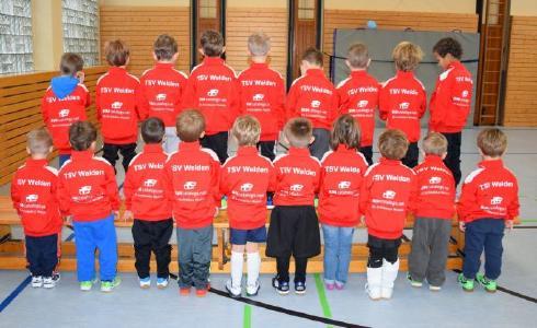 CADENAS unterstützt Nachwuchskicker des TSV Welden