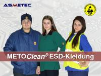 Online-Katalog - METOCLEAN ESD-Kleidung