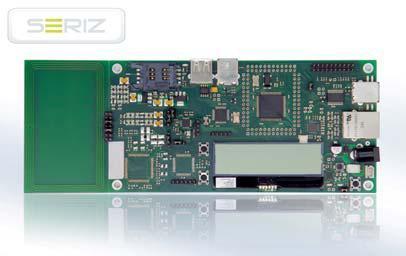 """Neues Design-Tool """"SERIZ"""" ermöglicht RFID- und NFC-Anwendungen mit höchsten Sicherheitsstandards"""