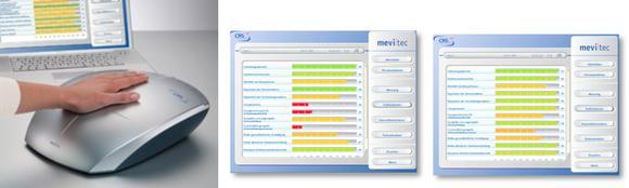 Stoffwechsel-Screening nichtinvasiv in wenigen Sekunden