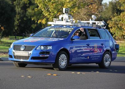 Cars-Domains: Internet und Auto wachsen zusammen (Foto: Steve Juvetson)