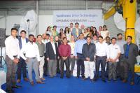 An der Eröffnungsfeier nahmen neben Sumitomo Mitarbeitern auch ausgewählte Kunden teil / Bild: Sumitomo (SHI) Cyclo Drive Germany GmbH