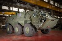 Rheinmetall BAE Systems Land awarded £16m Fuchs/Fox vehicle sustainment contract