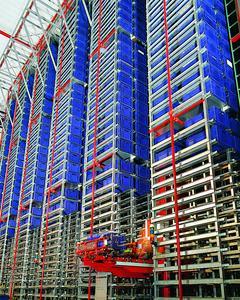 WKA high-bay warehouse