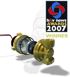 Laing's tiny D5solar pump scoops the H&V News Award 2007