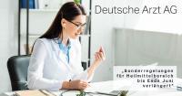 Deutsche Arzt AG bietet Videosprechstunde weiterhin kostenlos an