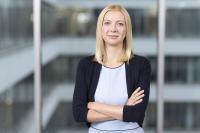 Die Fördermittel-Expertin der SüdLeasing GmbH: Sabine Husemann