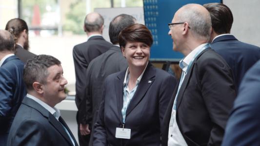 FIS Innovationstag 2018 bot Digitalisierung zum Anfassen. Abb. FIS
