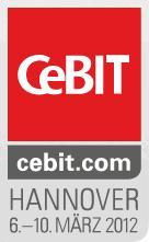 Logo der CeBIT 2012