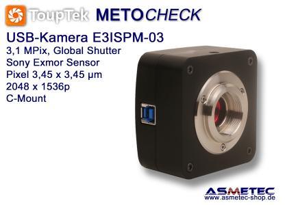 Touptek USB Kamera E3ISPM