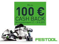 Cashback-Aktion von Festool