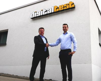 C.N. Rood becomes the new distributor for Digitaltest in Scandinavia