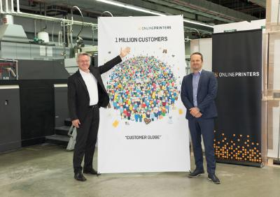One million customers: Success has many faces International business keeps on gaining in importance