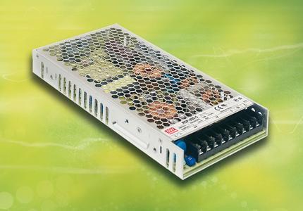 Flach, effizient, vielseitig: Schaltnetzteil RSP-200
