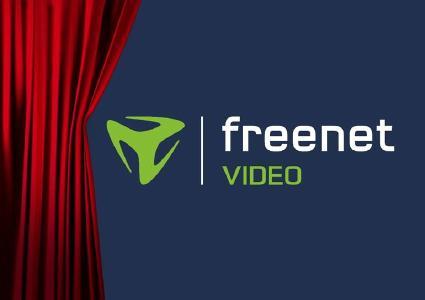 freenet Video – Vorhang auf für die Online Videothek