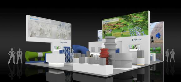 DESIGN Pentair Jung Pumpen IFAT 2016 Munich