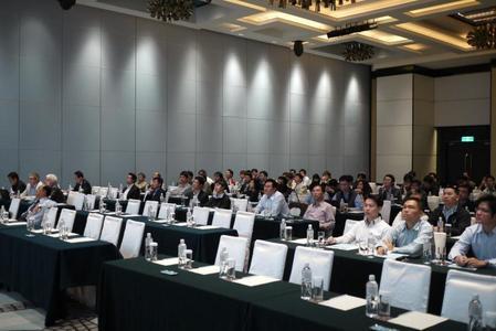 Teilnehmer am Technologiesymposium der SCHMID Group
