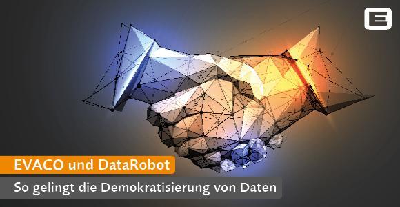 Partnerschaft DataRobot