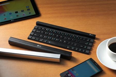 Bild LG Rolly Keyboard 2