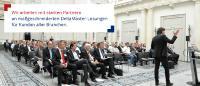 Partnerprogramm von Bissantz für die BI-Software DeltaMaster auf Erfolgskurs (II)
