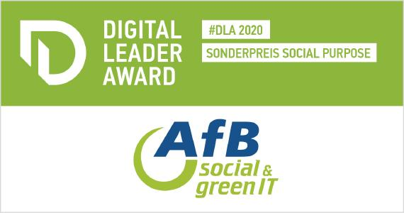 Signet Digital Leader Award