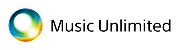 Logo Music Unlimited von Sony