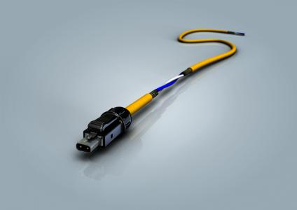 Der T1 Industrial ® stemmt 1GBit/s Ethernet mit nur einem einzigen Adernpaar