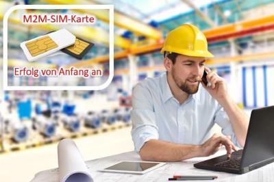 M2M-SIM-Karten von Wireless Netcontrol
