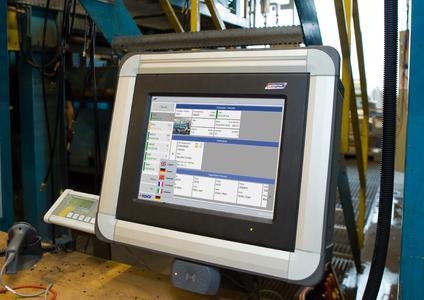 Neues MES-Shopfloor-Terminal AIP 8.2 von MPDV im produktiven Einsatz