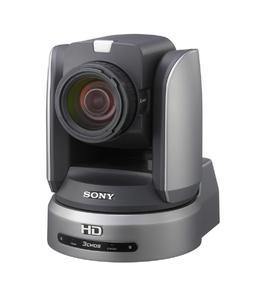 Kommt auch während des Drehs mit sich verändernden Lichtberhältnissen zurecht: Die HD Remote-Kamera BRC-H900 von Sony
