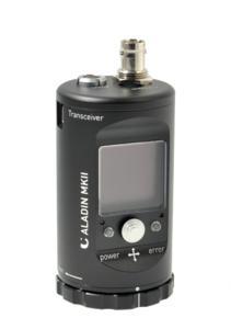 Der neue Aladin MK II Transmitter AL2 T400