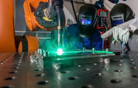 Erforschung moderner Laserschweißverfahren an der TU Ilmenau